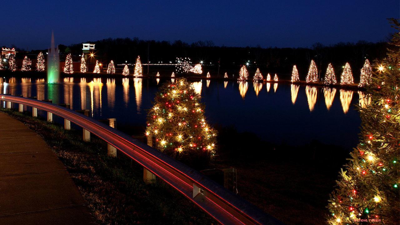 Mcadenville Christmas Lights 2020 Pricing CHRISTMASTOWN, USA HOLIDAY LIGHTS MCADENVILLE, NC Tour   Sunshine
